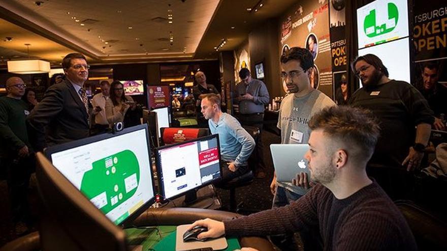 Final The Brains contra la Inteligencia Artificial en el Casino de Pittsburgh / Carnegie Mellon University