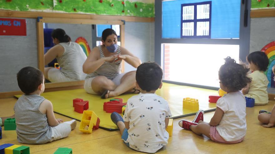 La brecha educativa entre islas: casi la mitad de los municipios no ofrece plazas públicas en escuelas infantiles
