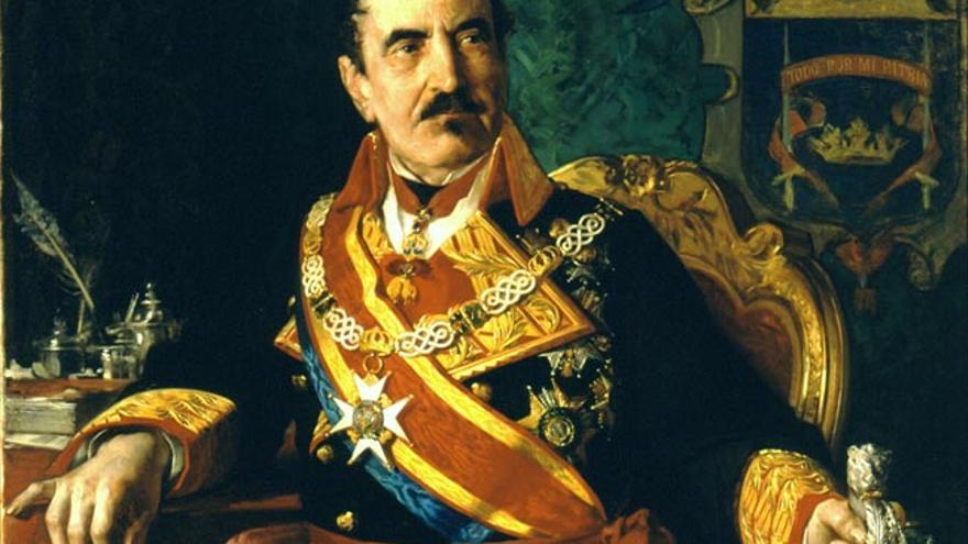 El general Espartero, regente de España durante la minoría de edad de Isabel II, escuchó a Monasterio en Madrid y requirió su presencia para un concierto privado con la reina. Al término del recital concedió a Monasterio una pensión para que pudiera continuar sus estudios.