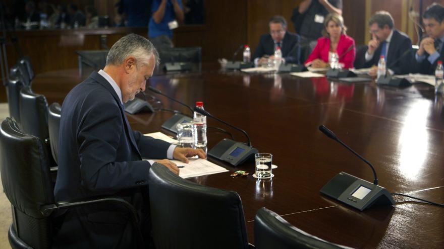 Griñán asegura que el interventor nunca pidió su actuación como consejero