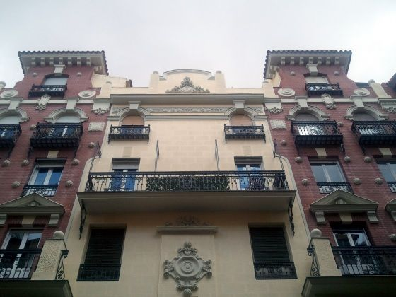 Fachada el 13 (1926) | SOMOSMALASANA.COM