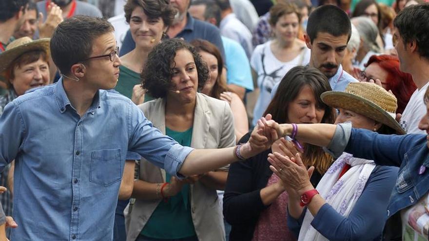 """Errejón dice que el 26 es un referéndum: """"gana nuestro pueblo o gana la mafia"""""""