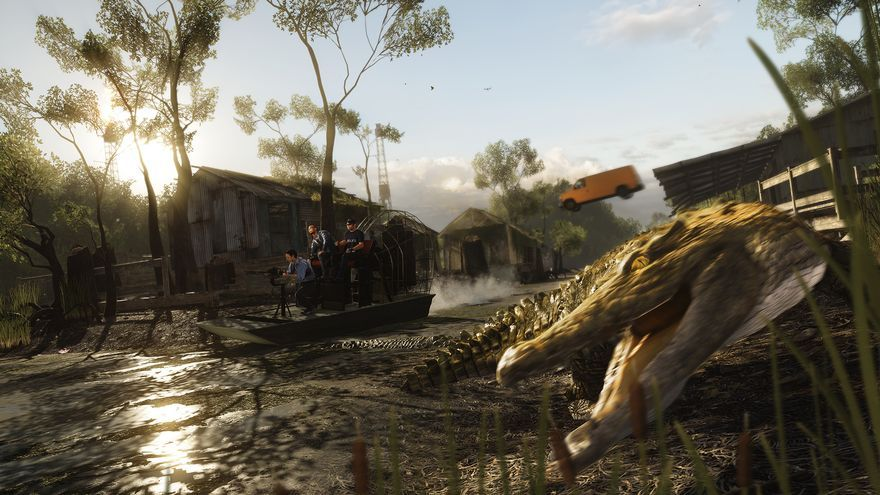 Battlefield Hardline Hotwire Screens
