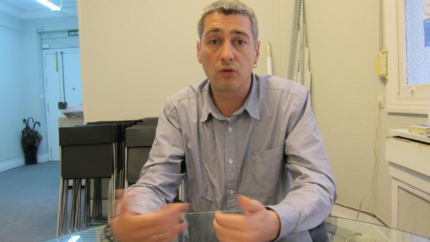 """Matute (EH Bildu) dice tener """"la certeza"""" de que los presos de ETA seguirán contribuyendo a """"afianzar"""" el proceso de paz"""