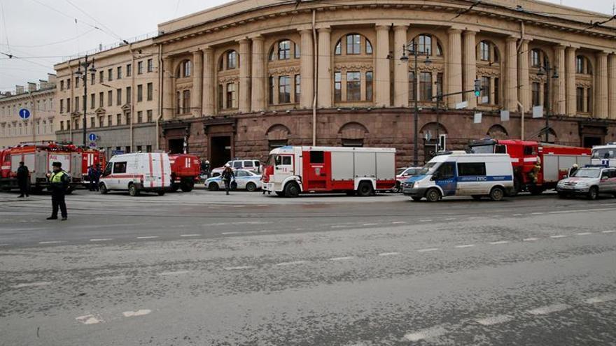 No hay constancia de víctimas españolas en San Petersburgo, según Exteriores