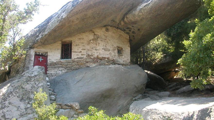 Monasterio de Theoktistis, una de las sorpresas de Ikaria. t_y_l
