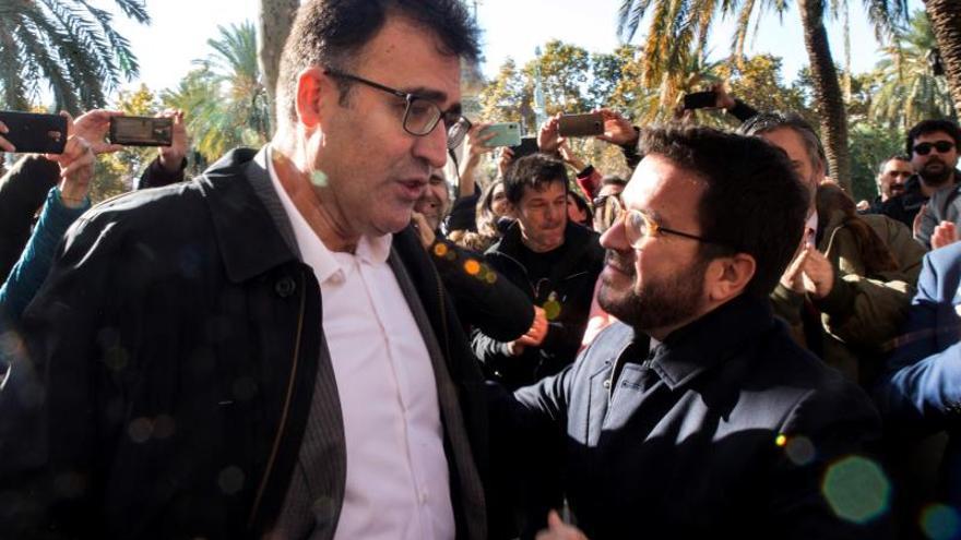 Salvadó alega que no desbordó el marco autonómico con su Hacienda catalana