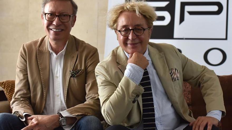 La mejor embajadora de Colombia puede ser la moda, dicen Victorio & Lucchino