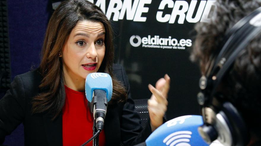 Inés Arrimadas en Carne Cruda - 1
