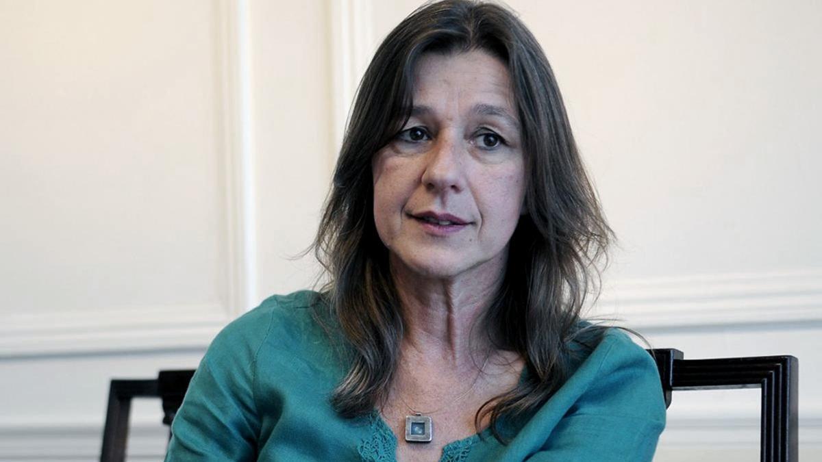 Sabina Frederic, ministra de Seguridad.