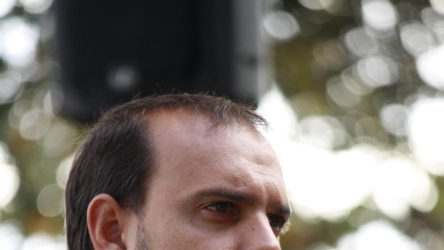 Pablo Bellido, actual secretario provincial del PSOE en Guadalajara