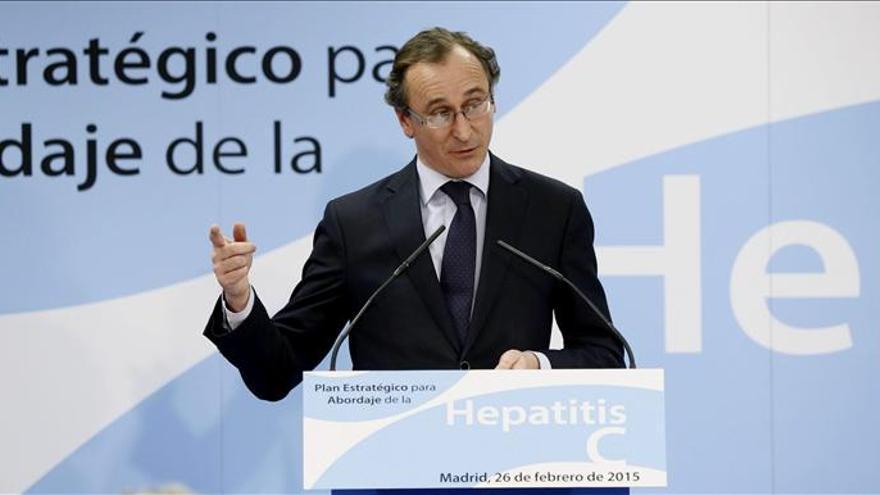 Alonso abordará con las CCAA fondos para las familias, la infancia y los desfavorecidos