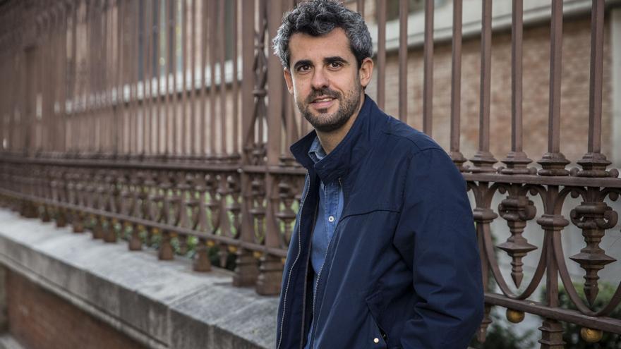 Lucas Gortázar es investigador especializado en educación de la Universidad del País Vasco / OLMO CALVO