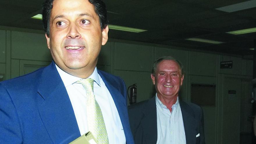 Alfredo Briganty y José Ignacio Esquivel. (CANARIAS AHORA)