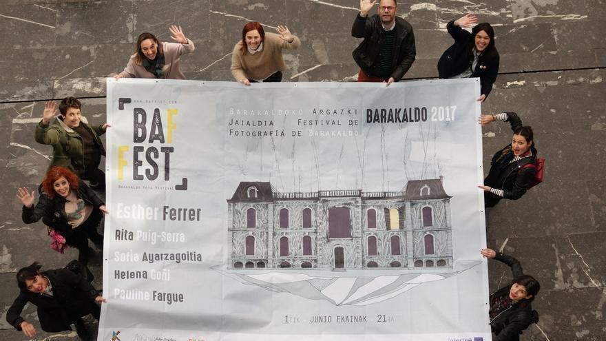 Barakaldo acoge en junio la segunda edición del festival Baffest, con los trabajos de once fotógrafas