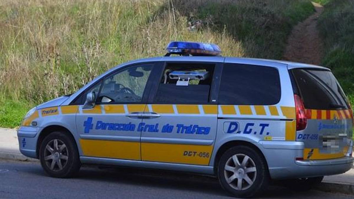 Uno de los vehículos que emplea el Ayuntamiento para controlar excesos de velocidad en la capital leonesa.