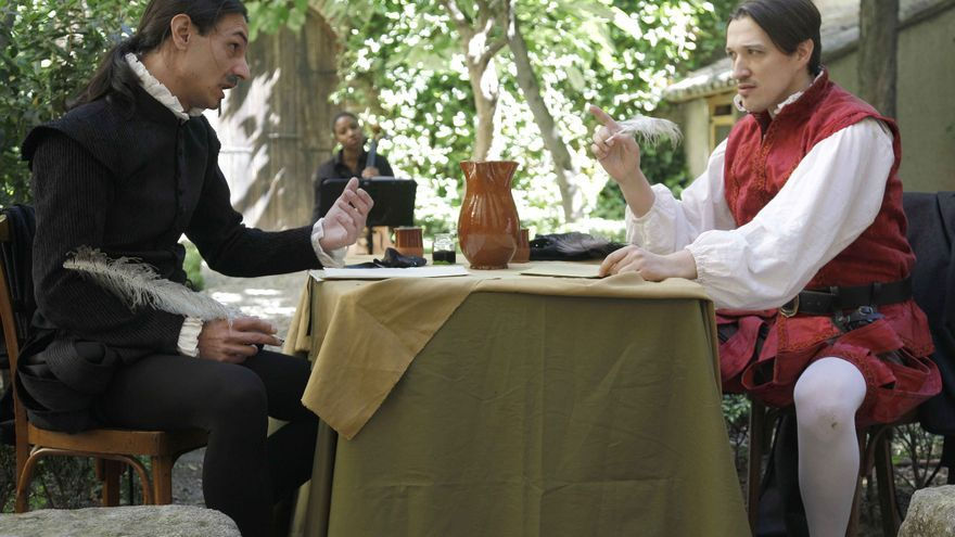 Shakespeare y Lope de Vega se citan en la fiesta de los museos / Comunidad de Madrid