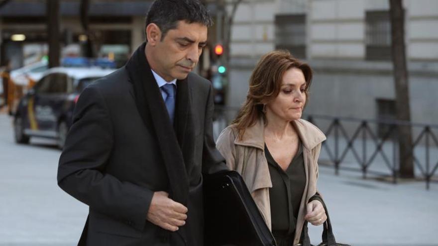 La Audiencia Nacional confirma el procesamiento de Trapero por sedición