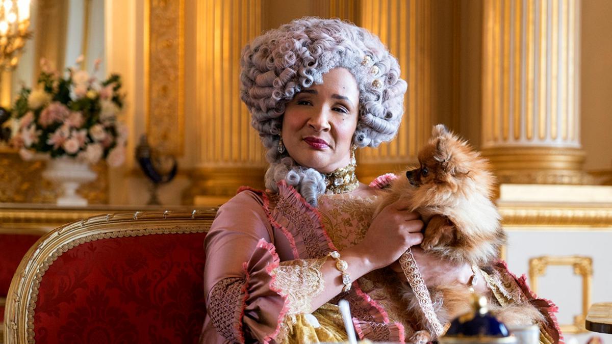 La reina Charlotte en 'Los Bridgerton'
