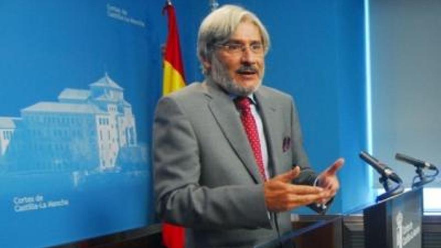 Miguel Ángel Cabezas de Herrera, ex Síndico de Cuentas de Castilla-La Mancha / Foto: EFE