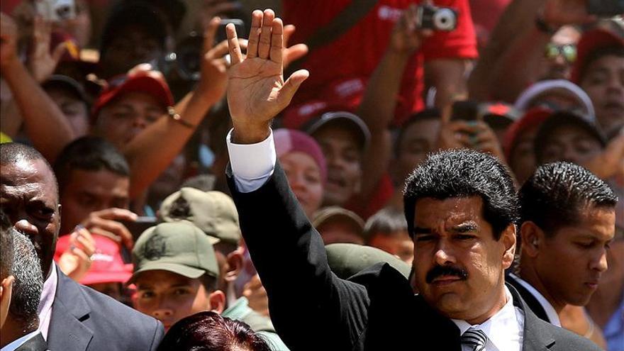Presidentes llegan a Venezuela para la investidura de Maduro