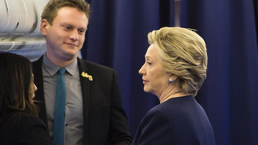 Madonna se desnuda para apoyar a Hillary Clinton