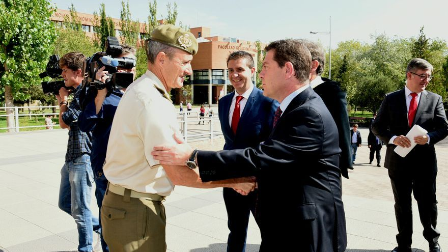 Page arremete contra el Govern y proclama su respaldo al Gobierno de Rajoy ante el referéndum