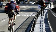 Los accidentes con ciclistas se duplican en cinco años