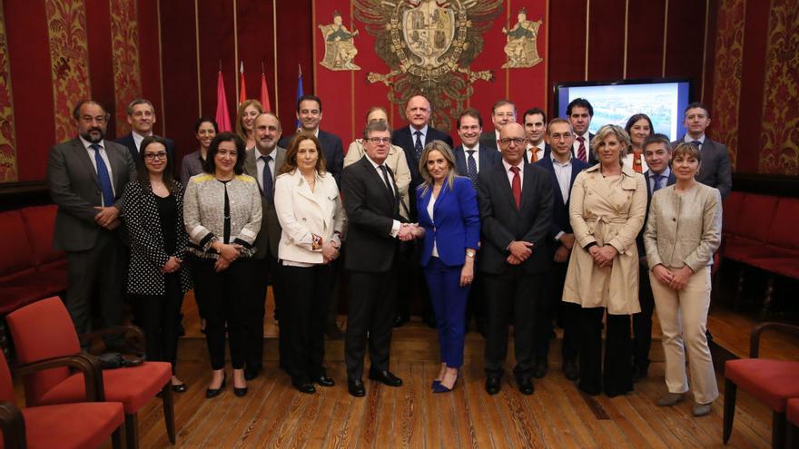"""Los Polvorines de la Vega Baja de Toledo serán un espacio de innovación universitaria """"de primer nivel"""""""