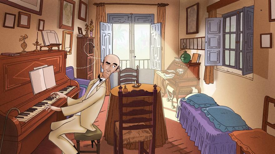 El cante jondo traslada su fuerza al cine de animación