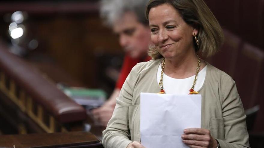 La diputada de Coalición Canaria (CC), Ana Oramas.