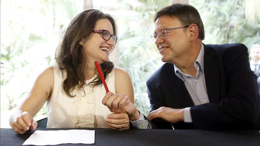 Ximo Puig propone acortar los plazos para que su investidura sea lo antes posible