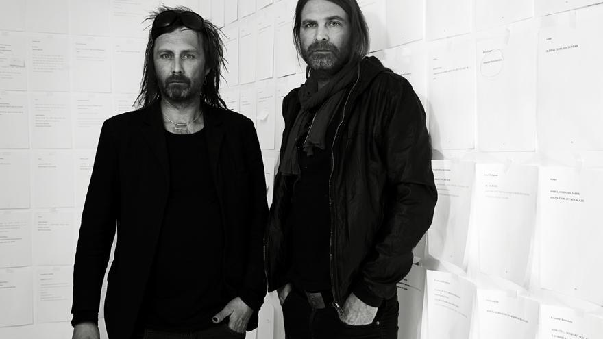 Axlander Sundquist y Jerker Eriksson// Foto: Sandy Haggart