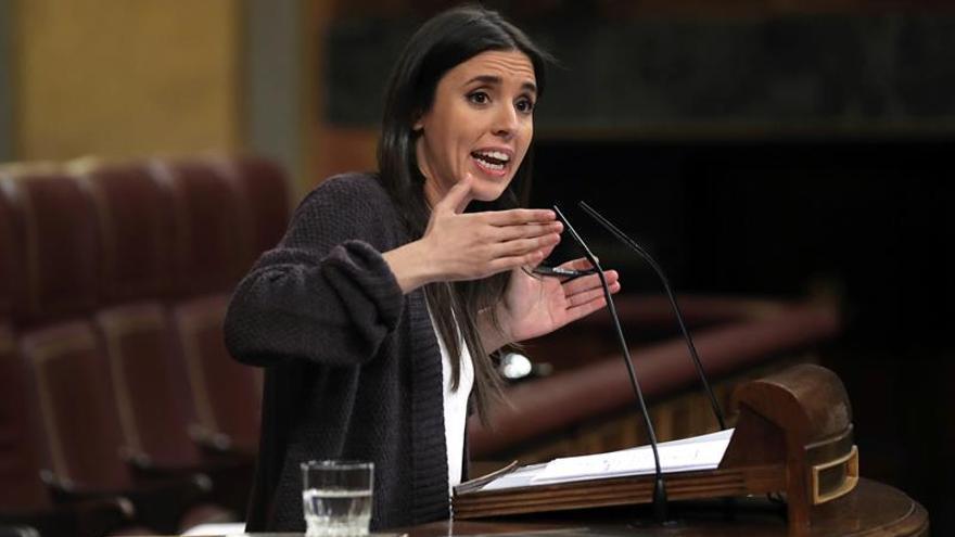 """Montero asegura que una mujer sucederá a Iglesias y que eso ocurrirá """"pronto"""""""