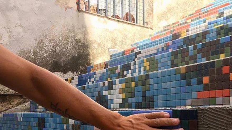 Mosaico de Desvelarte.