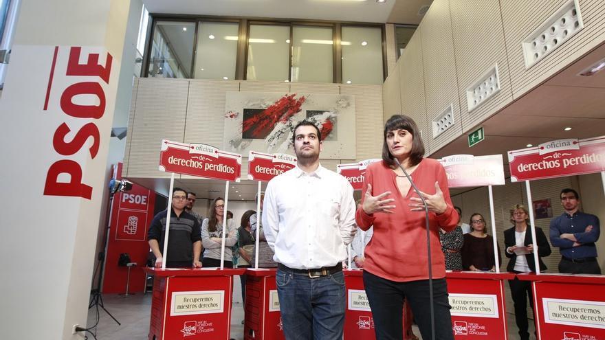 Ferraz dice que las enmiendas del PSOE-A al programa se debatirán y recalca que ya garantiza derogar la reforma laboral