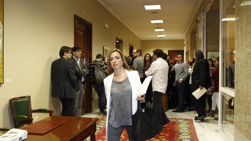 """Chacón pide una """"profunda reflexión"""" para """"volver a ser"""" un PSOE """"fuerte y unido"""": """"No podemos seguir así"""""""