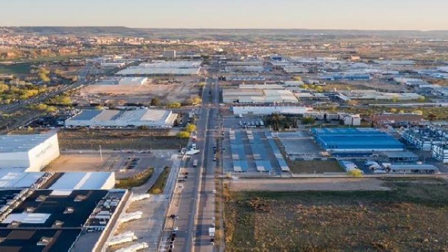 Empresas en el Corredor del Henares, en la provincia de Guadalajara