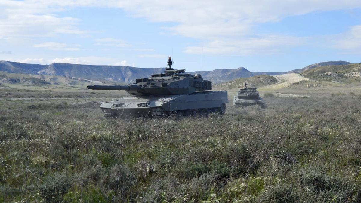 Carros de combate de la Bri X.