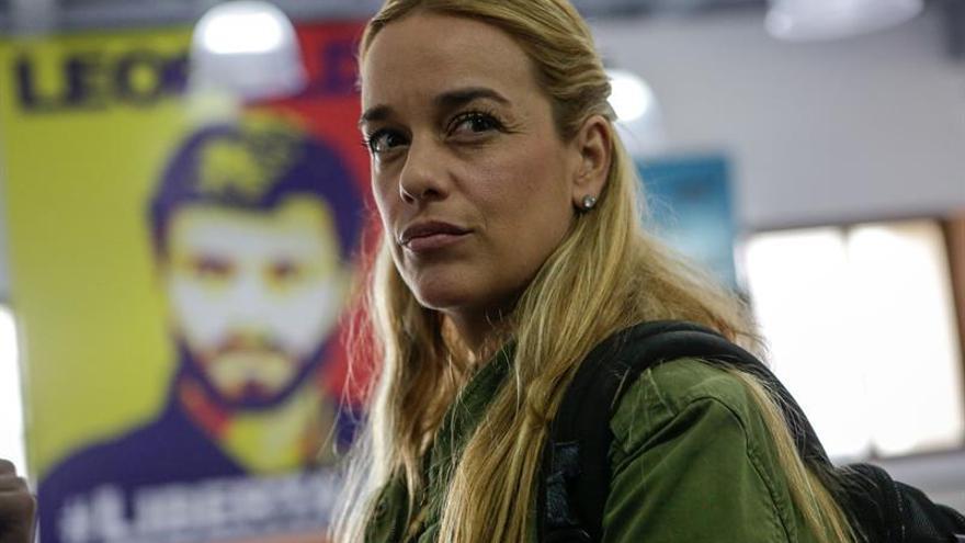 """Tintori agradece a Rajoy que escuche a la Venezuela """"que quiere democracia"""""""