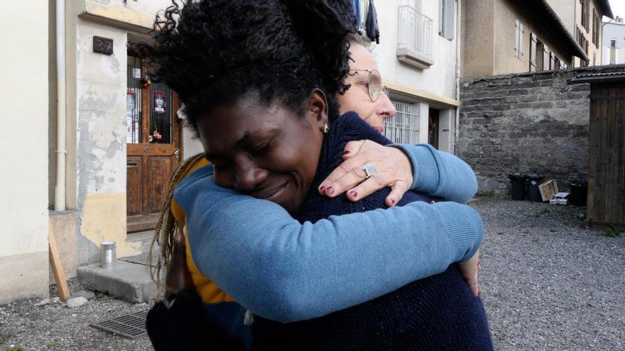 Briançon, el pequeño pueblo de los Alpes que acoge a migrantes para que no mueran congelados
