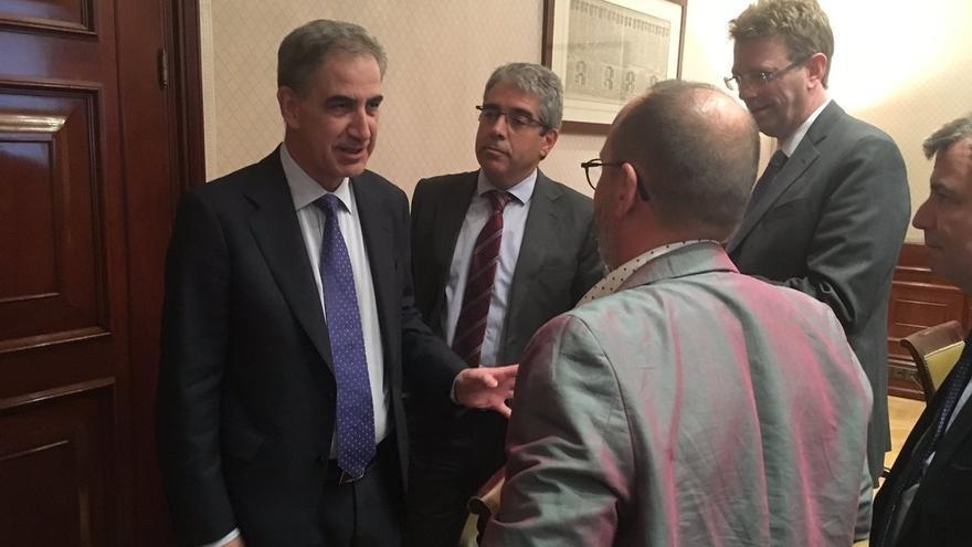 """Homs dice que sería un """"honor"""" ser inhabilitado por el 9N y carga contra la actuación """"gregaria"""" del Supremo"""
