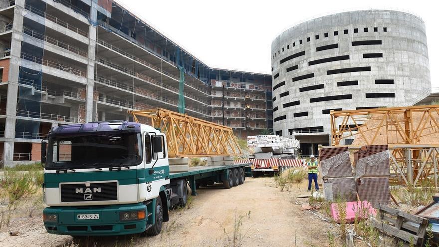 El Ayuntamiento de Toledo aprobará este martes la actualización de la licencia de obras del nuevo hospital