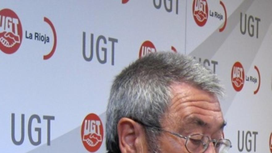 Secretario General De UGT Cándido Méndez