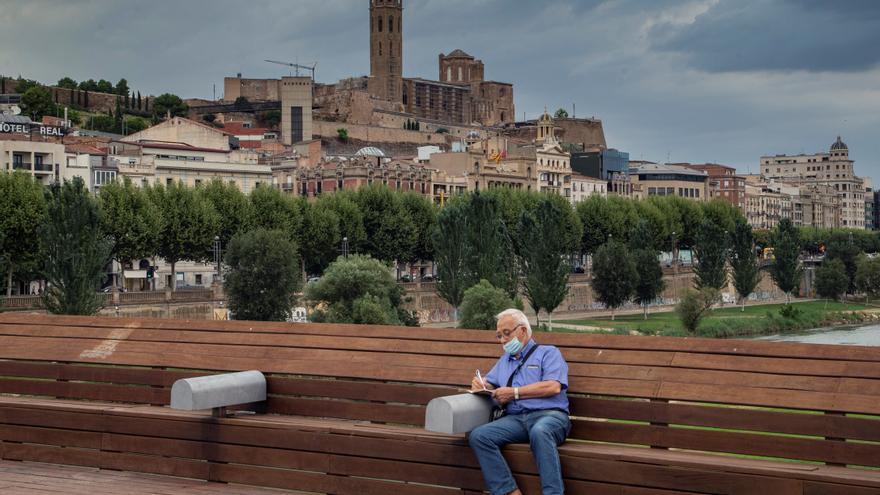 Los hospitales de Lleida suman 19 nuevos ingresos y ya son 129