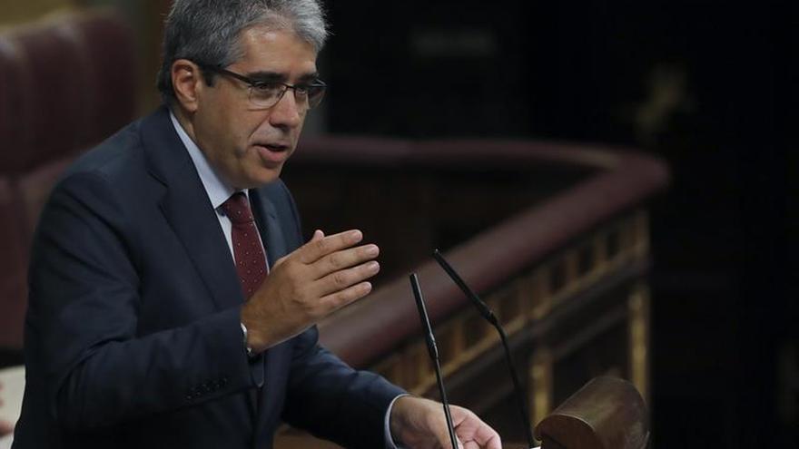 Homs confía en que PSOE, Podemos y ERC rechacen su suplicatorio por el 9N