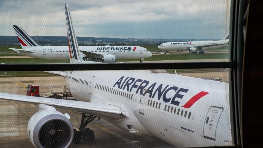 Condenan a Air France a pagar a un pasajero que no pudo viajar por el estado de alarma