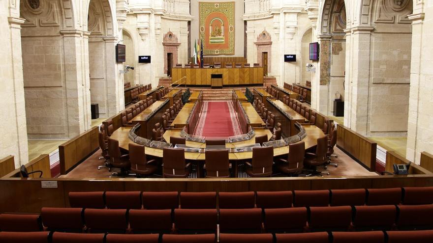 El Parlamento andaluz abre este jueves la XI Legislatura, marcada por el relevo del PSOE en la Junta y la entrada de Vox