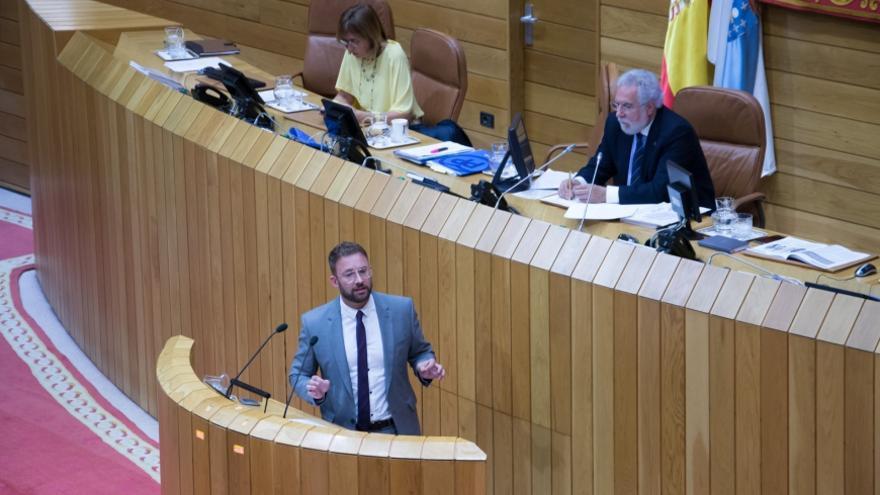 Gonzalo Trenor, diputado del PP gallego