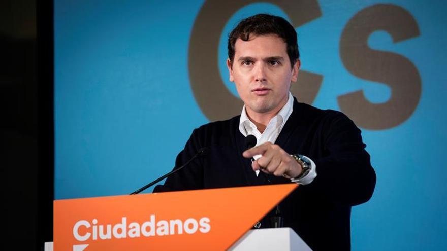 Rivera: Por fin un liderazgo nuevo y europeísta surge en el corazón de Europa